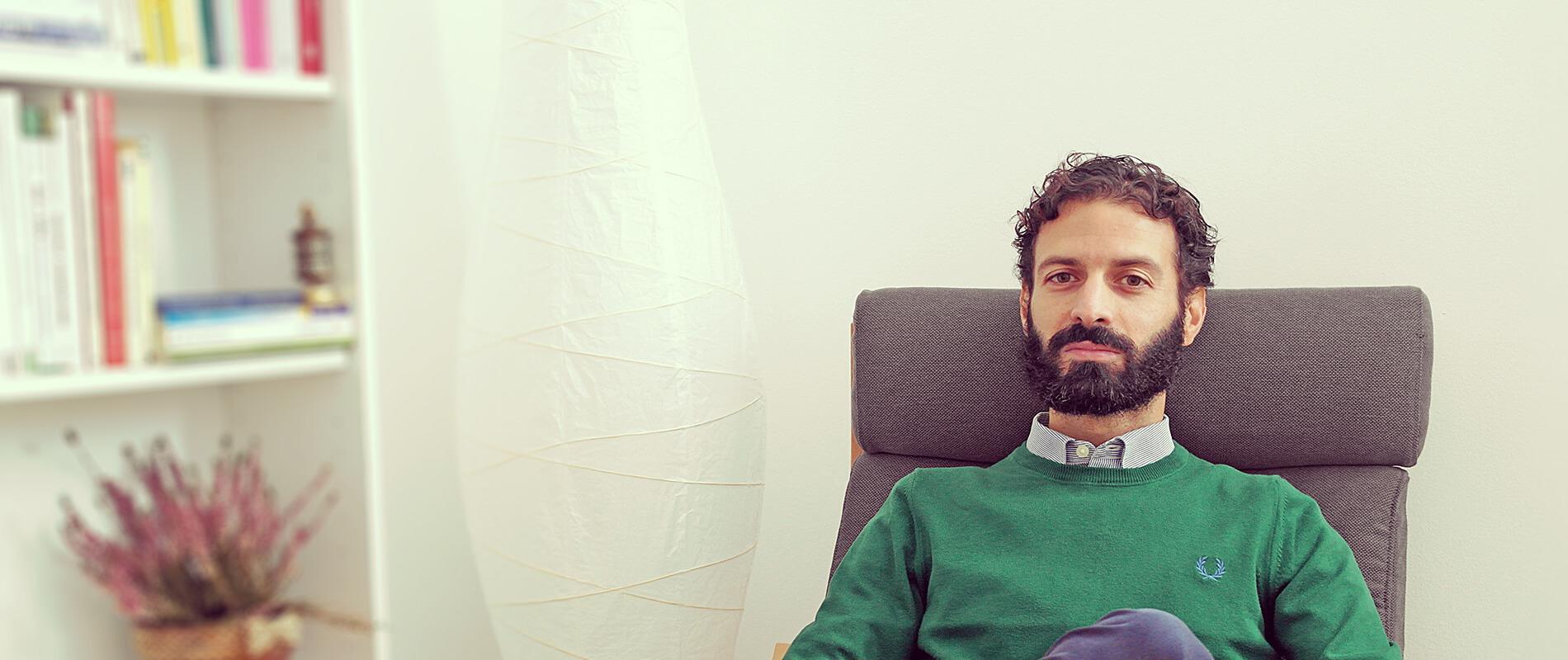 Davide Motta, Psicologo clinico e psicoterapeuta